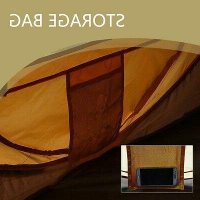 5-8 Waterproof Pop Up Automatic Tent Family Shelter