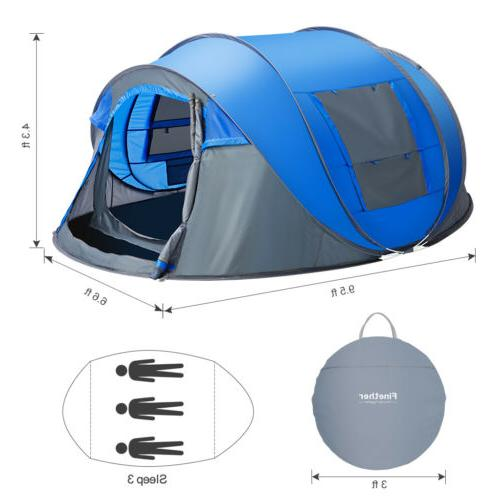 5-Person Camping Outdoor Shelter US