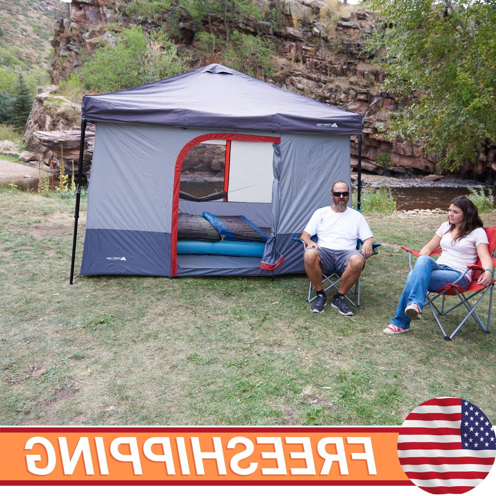 Ozark 6-Person X Connect Tent Family Tent