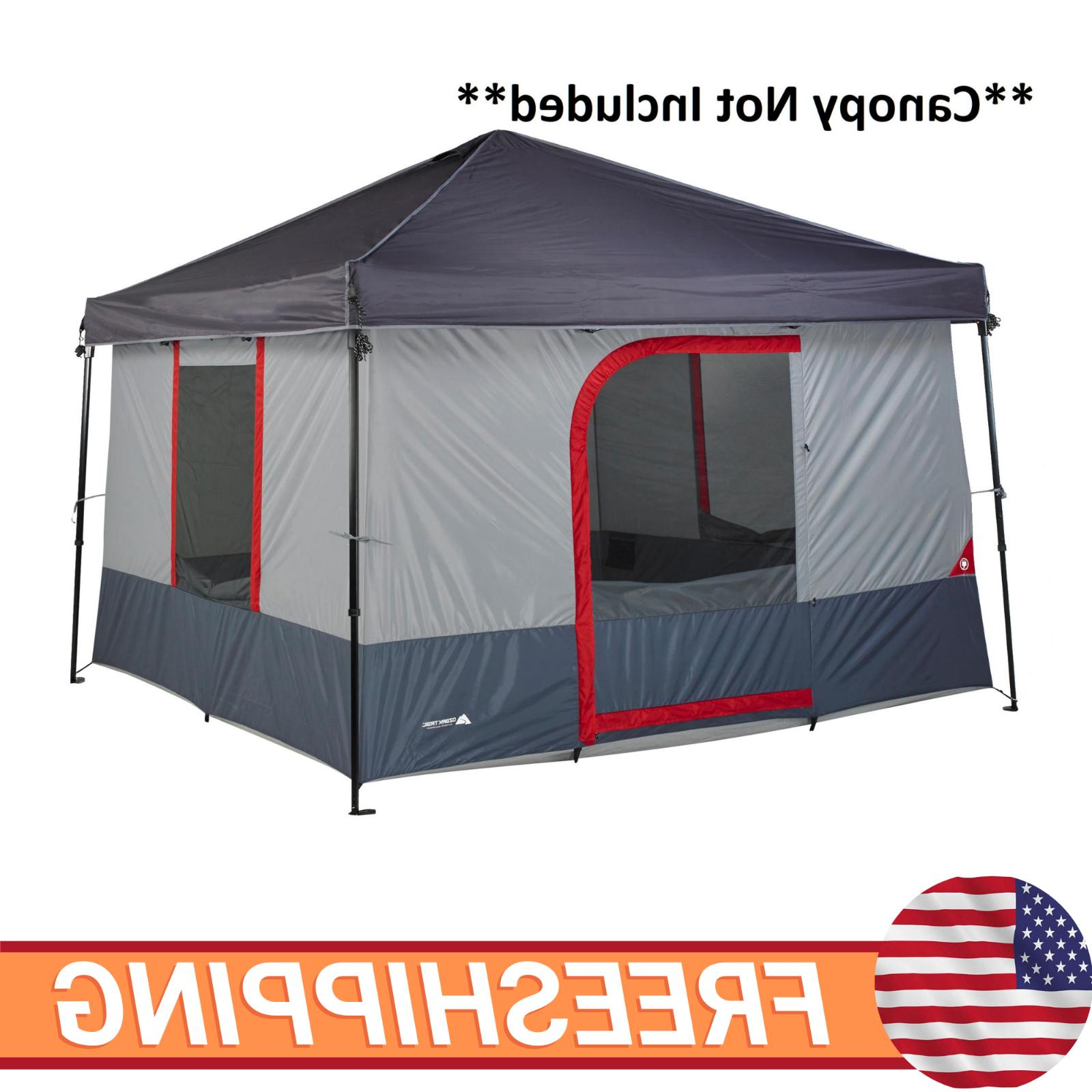 6 person 10 x 10 ft connect
