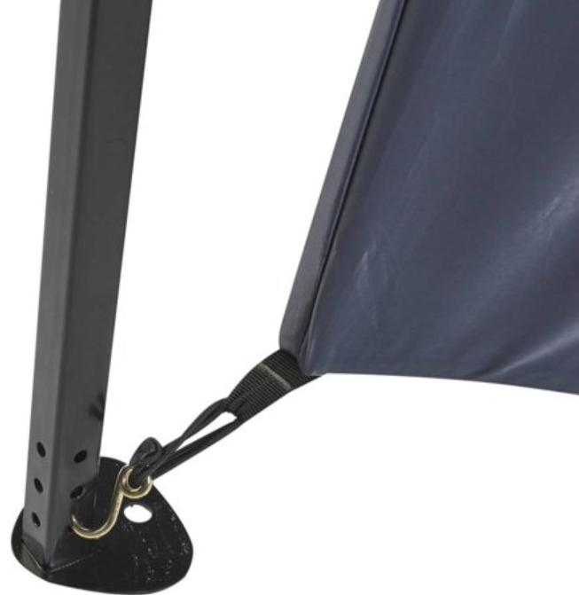 6 10 10 Straight Canopy Camping Outdoor