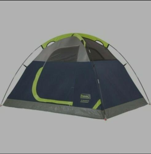 Coleman 7x5 Dome -