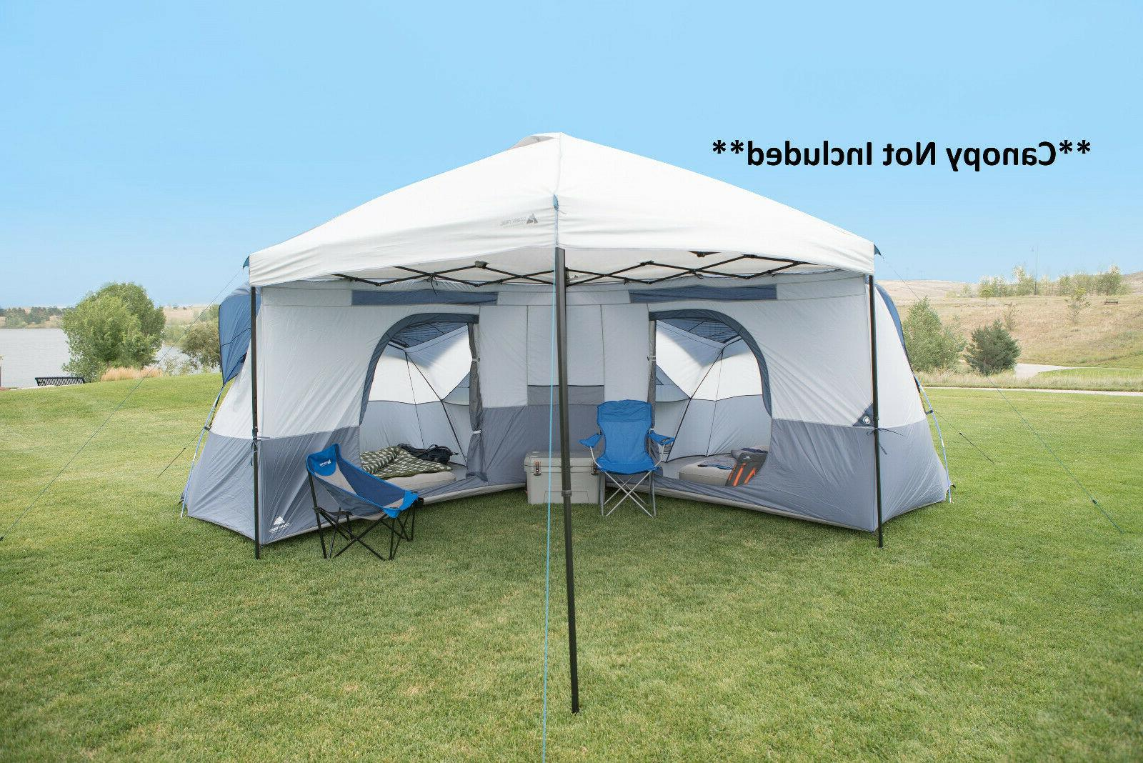 Ozark x ConnecTent for Canopy Tent