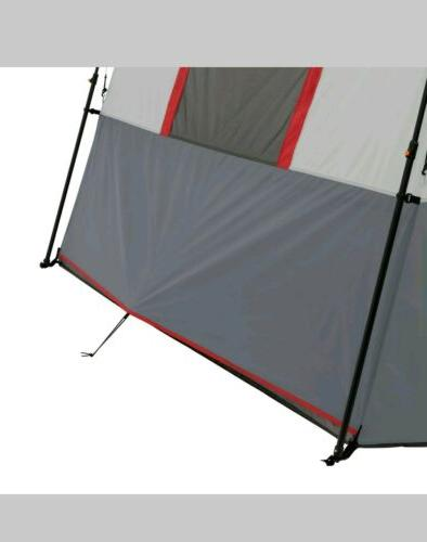 Ozark 8-Person Instant Lights 15' x 13' Camping
