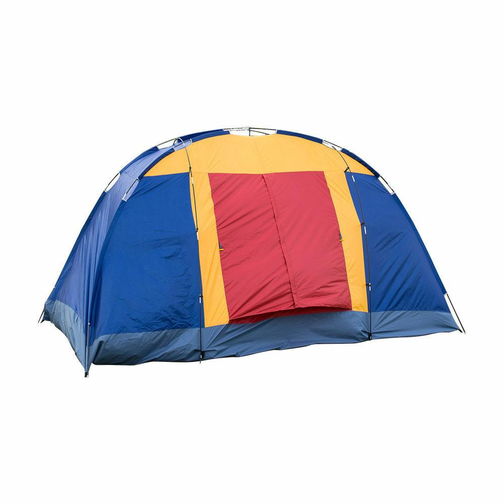 8 Person Portable Large Tent Camping Hiking