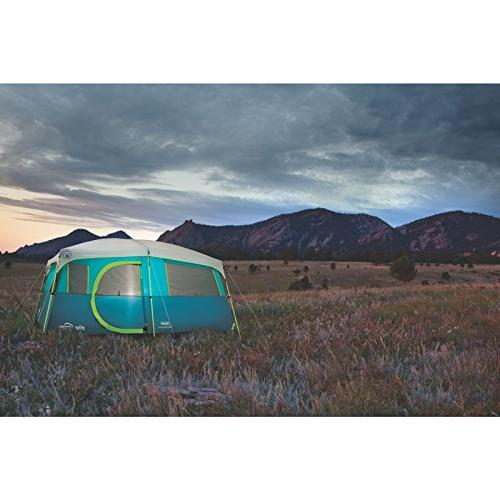 Fast Pitch Cabin Tent with Closet