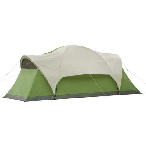 Coleman Tent for Camping Montana with Setup