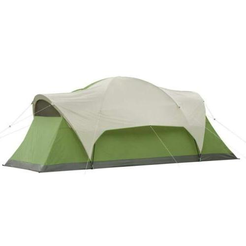 Coleman Camping with Easy Setup