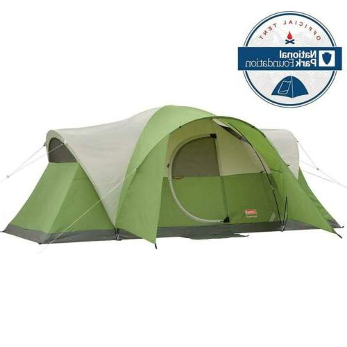 8 person tent for camping elite montana