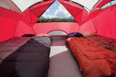 8 Person Waterproof Tent Camping Hiking