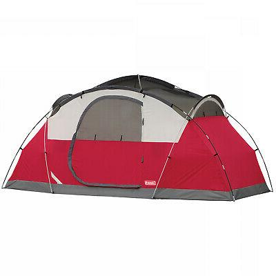 8 Tent Hiking Family Shelter