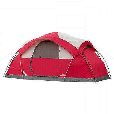8 person waterproof instant tent camping dome