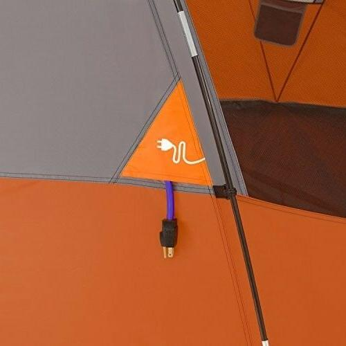 9 Dome Tent -