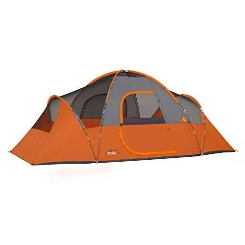 9 Person Extended Tent x 9' New