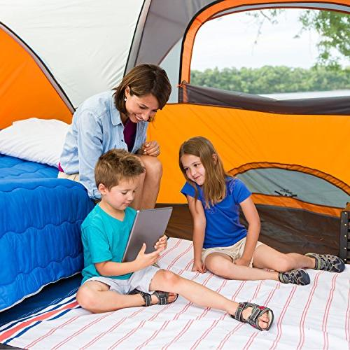 CORE Person Extended Dome Tent - x 9'