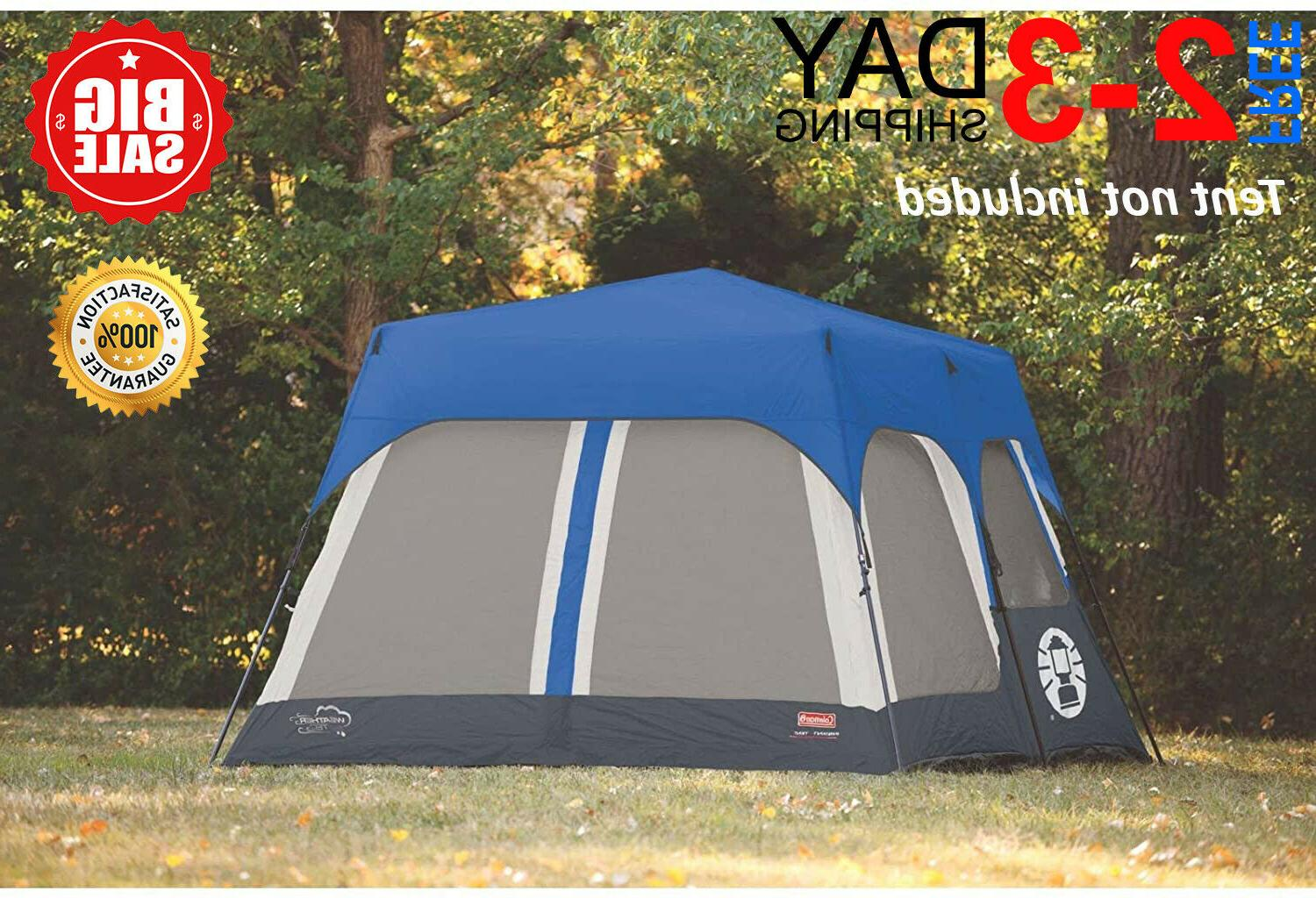 accy rainfly instant 8 person tent accessory