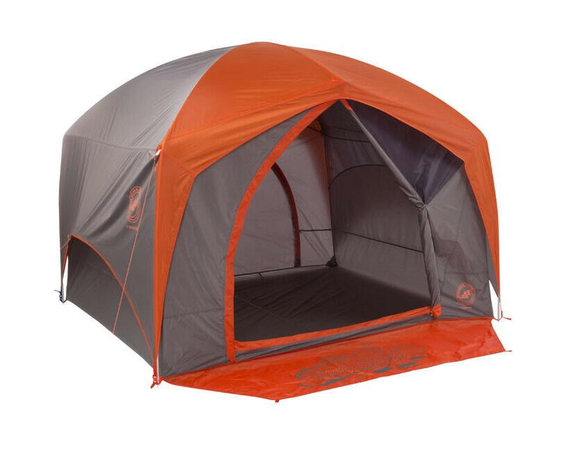 big house 4 family car camping tent
