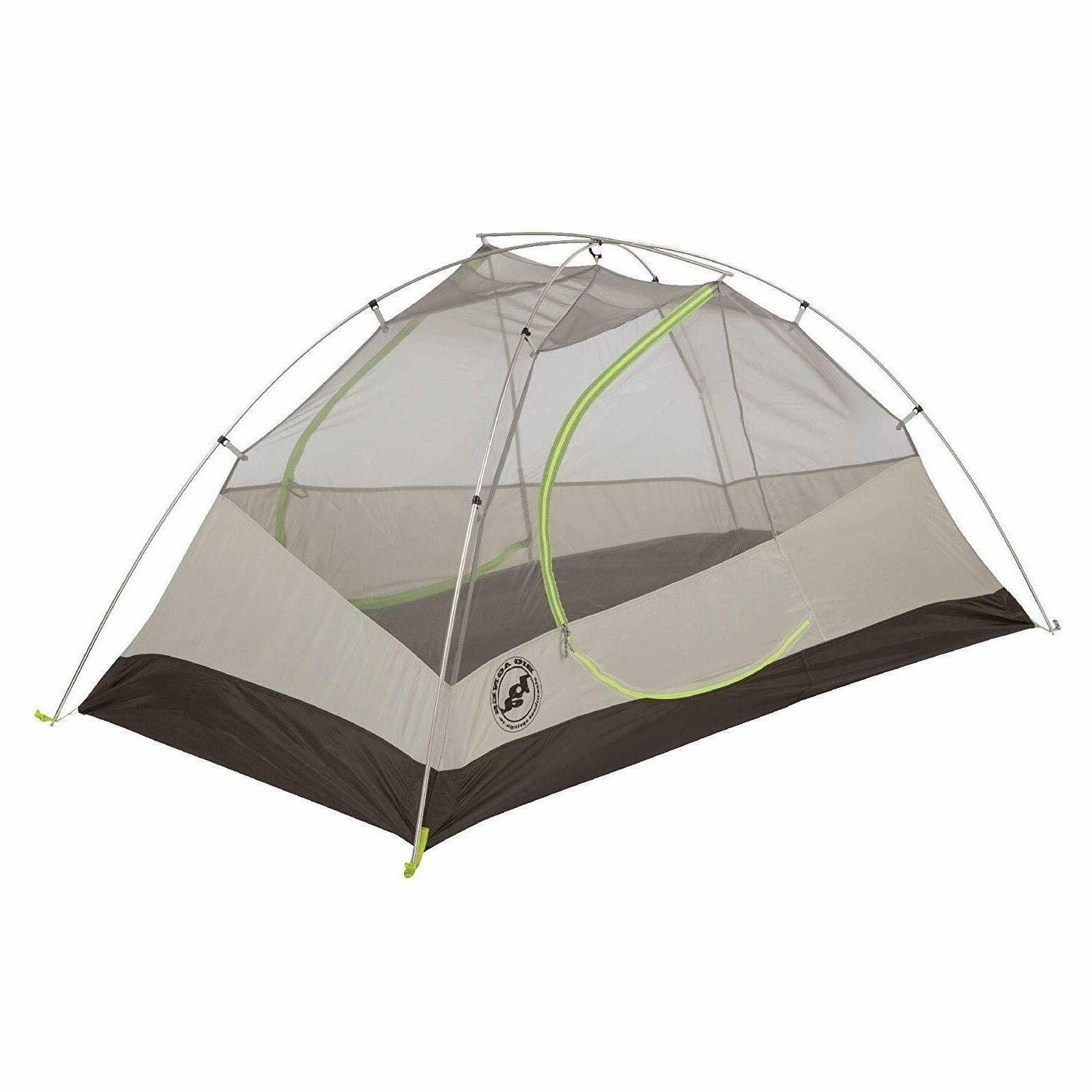 blacktail 2 package includes tent and footprint
