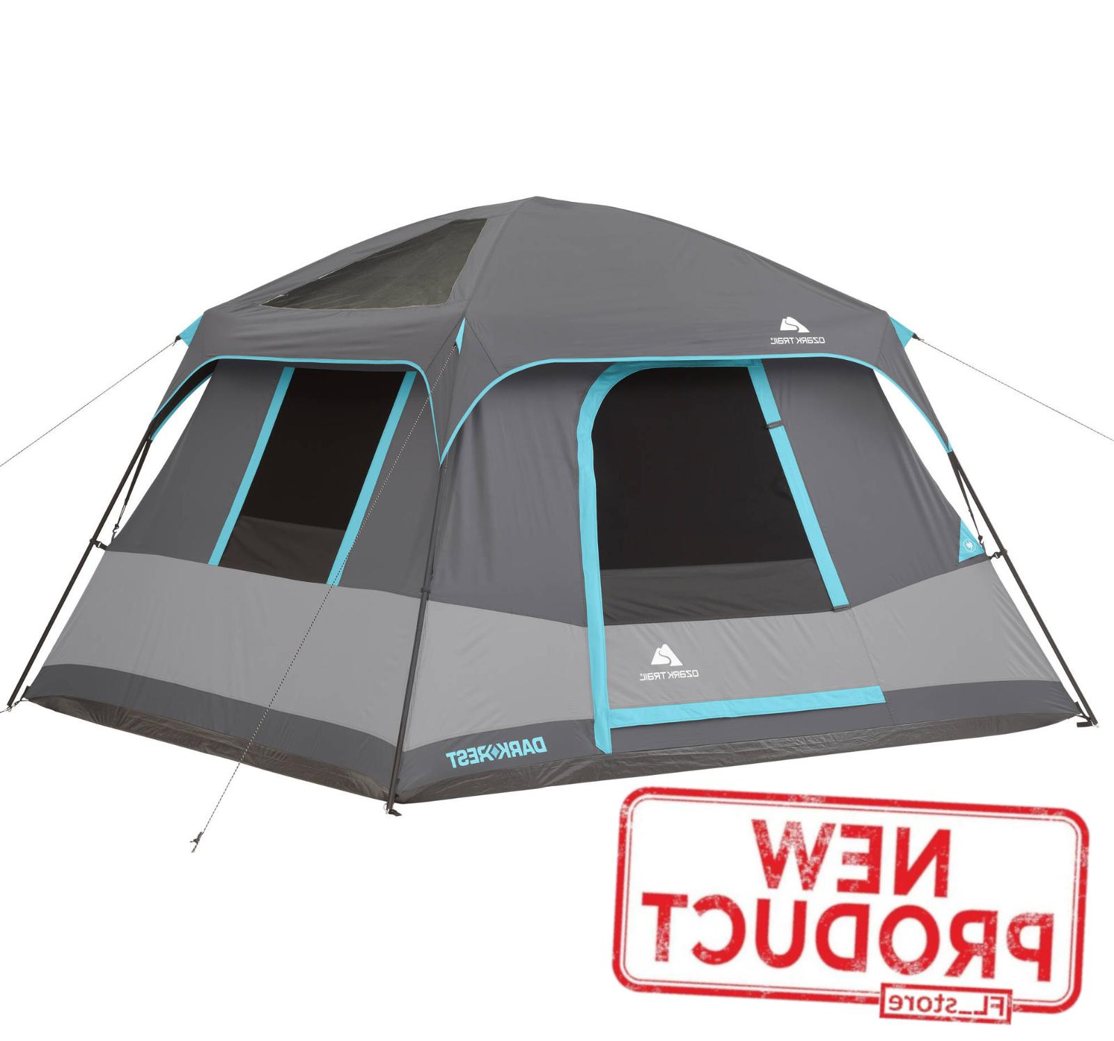 camping cabin tent 6 person