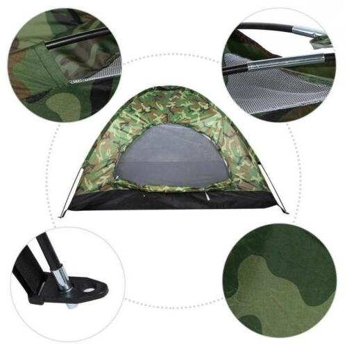 Camping Person Dome w/ Bag Net