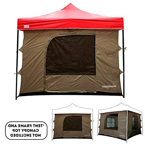 Camping any Easy Pop Up with Floor, 4 - Family Room - FRAME AND CANOPY