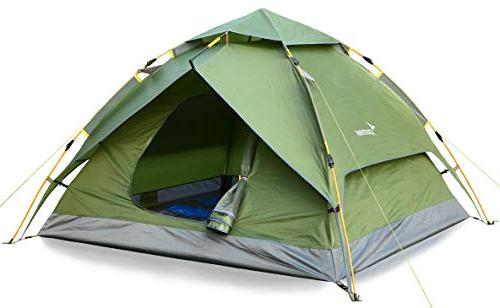 camping tent person automatic instant