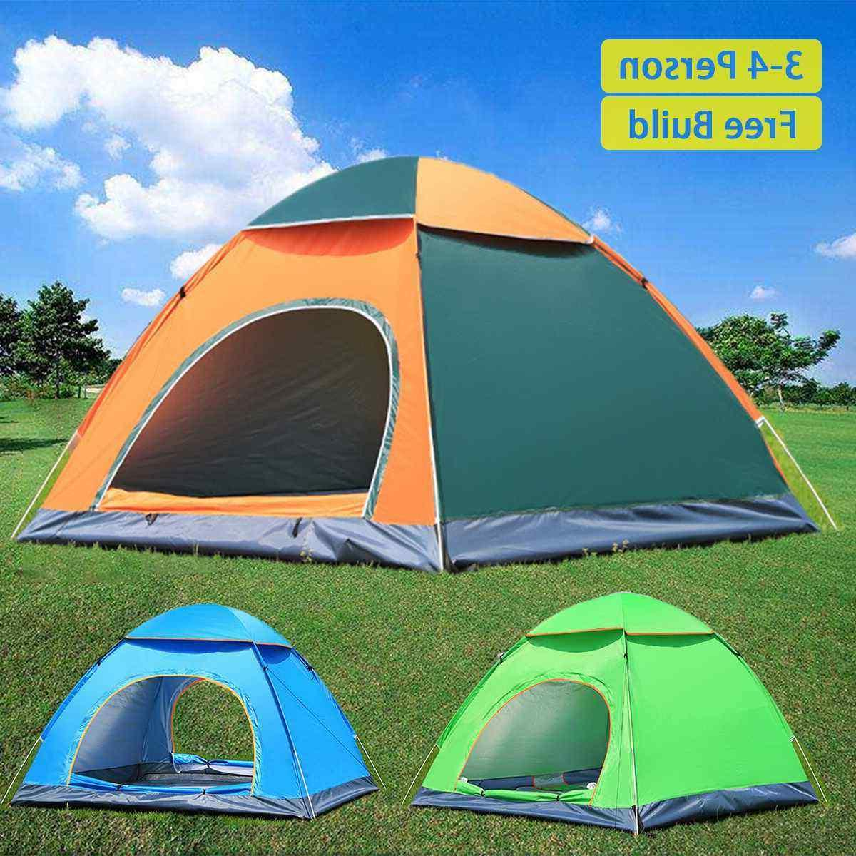 Camping Pop Automatic Tent Beach