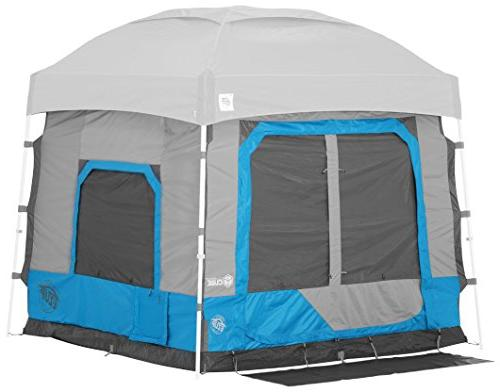 E-Z UP CC10ALSP Instant Camping Tent for Angle