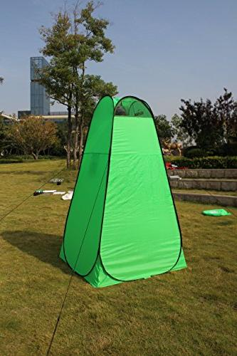 Changing Privacy Tent for Shower Dressing Waterproof Outdoor Sports by