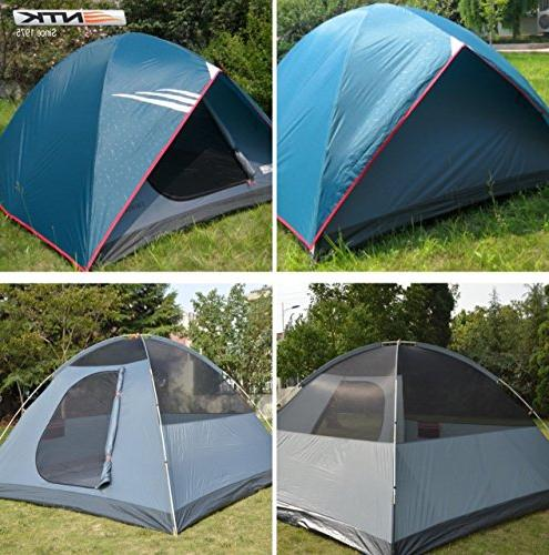 NTK GT to by 9.8 Foot Dome Camping 100% Waterproof Easy Assembly, Coverage Micro Mosquito