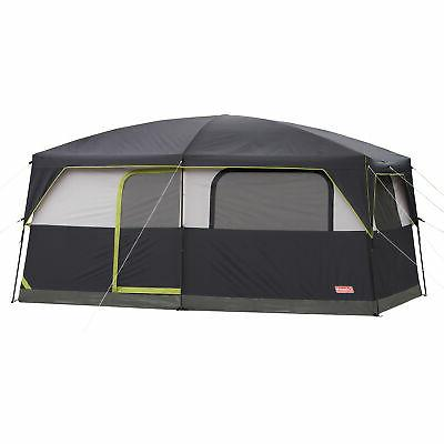 colemanprairie breeze 9 person camping