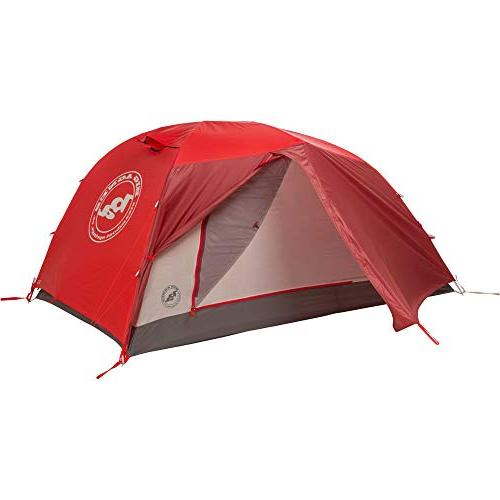 Big Spur HV2 Expedition Tent, Red, 2P