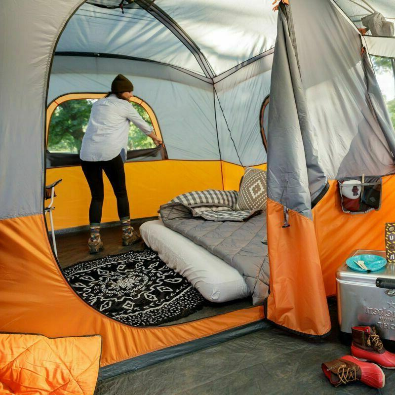 Core 11P Tent With Room