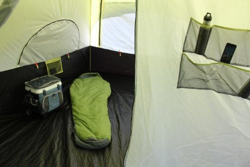 Tahoe Gear Person 3 Family Camping Tent