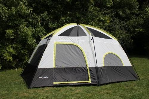Tahoe Gear 12 Person 3 Family Outdoor