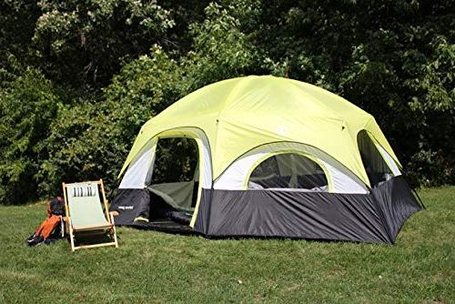 Tahoe Person Dome Family Tent