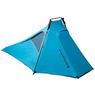 distance camping tent with universal adapter