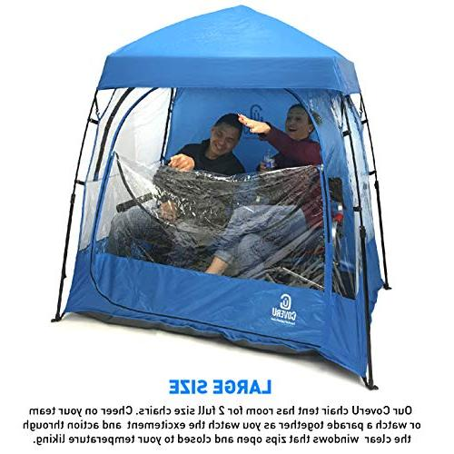 EasyGO Sports Shelter – 1 or 2 Person Tent – Patents