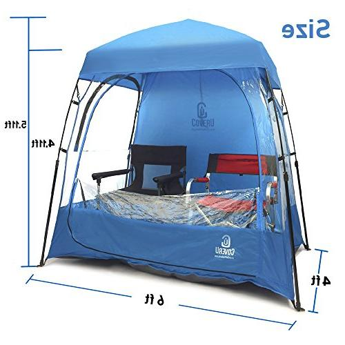 EasyGO CoverU Shelter – 1 Person Weather –