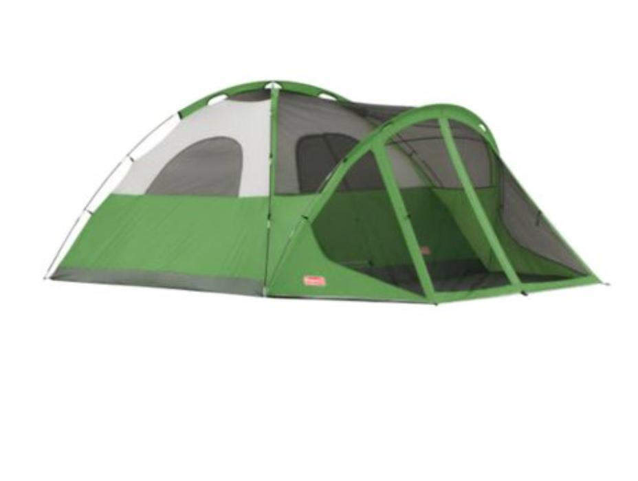 evanston 6 person dome tent with screen