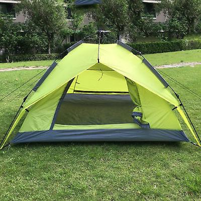 Family Camping Tent 2 Usage Layer Beach Shelter