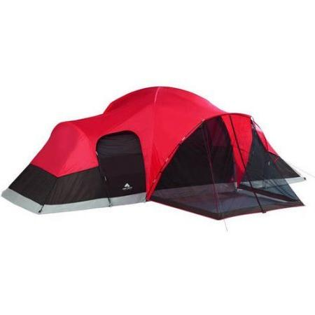 family tent 10 person camping