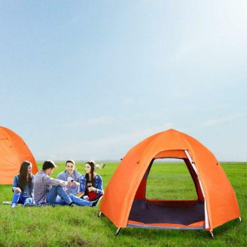 Lw Person Tent, Instant Automatic