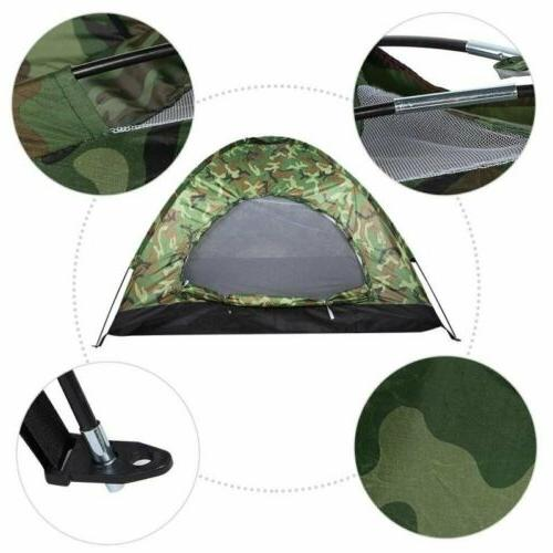 3-4 up Camping Tent Waterproof Family US