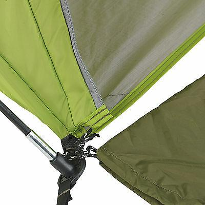 Wenzel Grotto Portable Outdoor Beach Camping Shade Shelter, Green