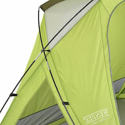 Wenzel Beach Camping Shade Shelter, Green