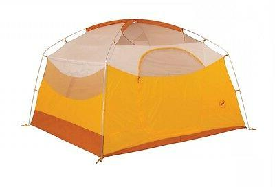 Big Agnes 4 - Gold/White