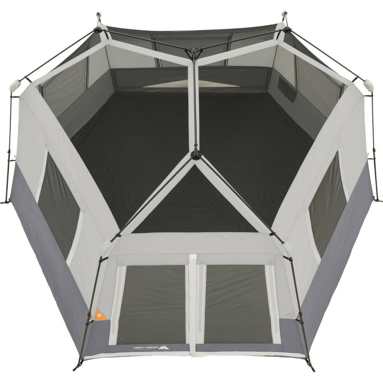 8 Person Outdoor Shelter