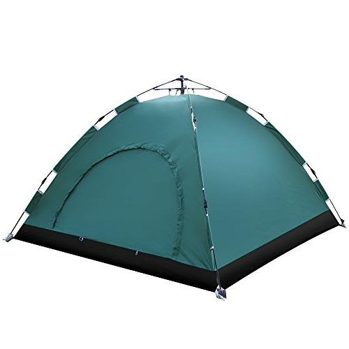 instant family tent person automatic