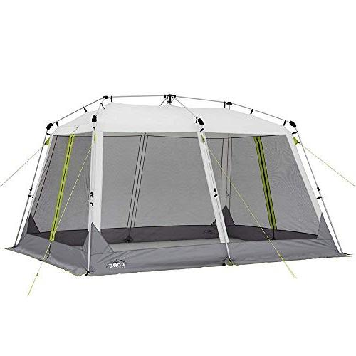 instant screen house canopy 12 x 10